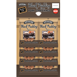 Gastro Black Pudding Flavour Pork Scratchings 8 x 45g