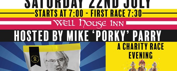 Mike Porky Parry Charity Race Night